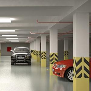 Автостоянки, паркинги Хлевного