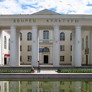 Дворцы и дома культуры Хлевного