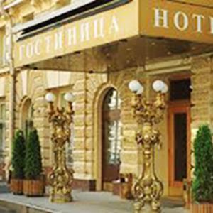 Гостиницы Хлевного