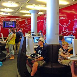 Интернет-кафе Хлевного