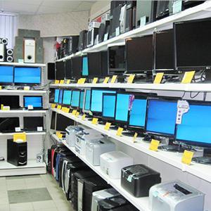 Компьютерные магазины Хлевного