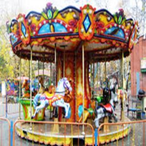 Парки культуры и отдыха Хлевного