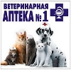 Ветеринарные аптеки в Хлевном
