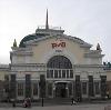 Железнодорожные вокзалы в Хлевном