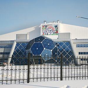 Спортивные комплексы Хлевного