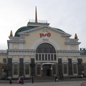 Железнодорожные вокзалы Хлевного